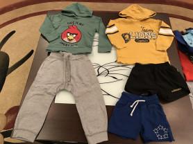 Вещи на мальчика 2-3 года.