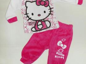 Hello Kitty (велюр) новый (Турция)