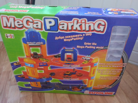 "Игровой набор ""Мега паркинг"" Нордпласт"