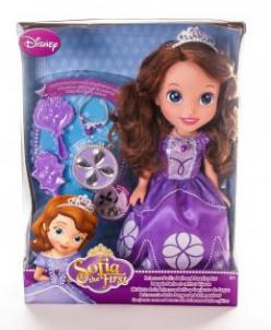 Кукла София Принцессы Дисней 37 см. с украшениями для куклы