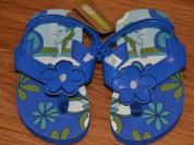 2 шт. Пляжки-сандалии crazy8 (США) размер 23 и 24
