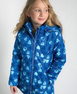 Куртка для девочки от +10° до -5°С