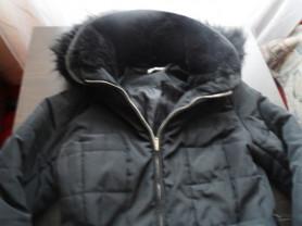 Зимнее пальто 44-164 Zarina