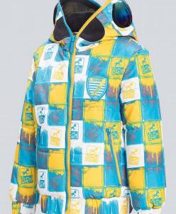 Куртка для мальчика, холлофайбер