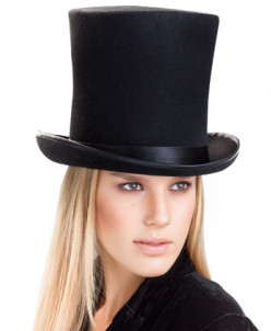 Шляпа велюр