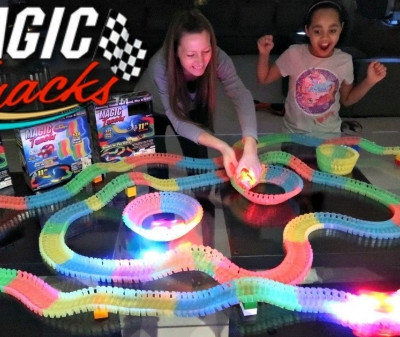 Специальная экслюзивная версия Magic Tracks для девочек!
