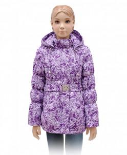 Куртка (мембрана) КД А 115-15 RUSLAND фиолетовая (Россия)
