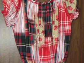 Блуза на резинке