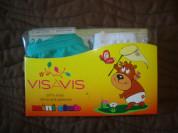 Новый комплект трусиков д/д фирмы VISAVIS на 2-3г.