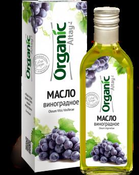 """Масло виноградное 250 мл серии """"Organic"""""""