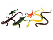 Набор рептилий