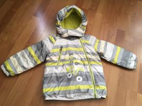 Новая куртка осень-весна tokka tribe р.92+6