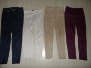 Пакет брюк H&M р-р 42, свитшот, 2 юбки в подарок