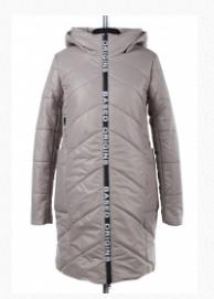 04-1769 Куртка демисезонная (Синтепон 200) Плащевка Зеленый