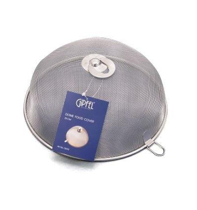 5643 GIPFEL Защитный колпак для блюда 25 см (нерж. сталь)