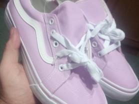 Vans Розовые