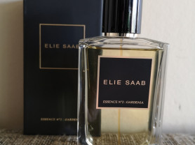 Essence No. 2 Gardenia, Elie Saab 98/100.