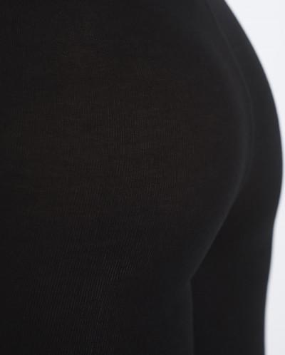 Теплые комфортные колготки из шерсти и хлопка