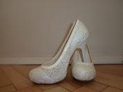 Туфли свадебные, 36 р-р