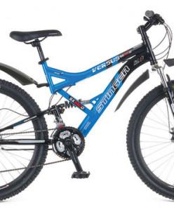 Велосипед 26 Stinger Versus SX 350D2 ам.21 скор.