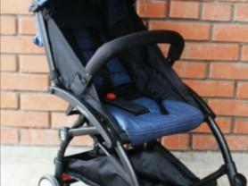 Новая прогулочная коляска BabyTime