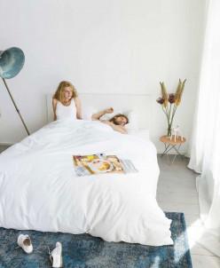 Комплект постельного белья Завтрак, 2-х спальный