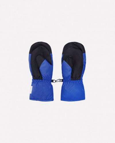 Рукавицы ярко-синий
