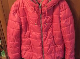 куртка новая sensai