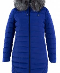 05-0824 Куртка зимняя (Синтепух 400) Плащевка Сапфир