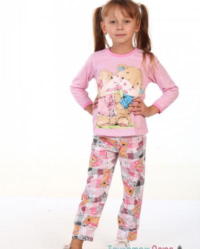 Пижама детская м-451 (футер)