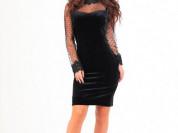 🎀Женское платье Лейла черное