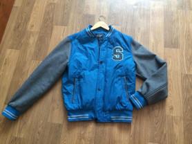 Куртка-бомбер р 48+-