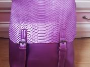 Новый кожаный рюкзак Ula оригинал
