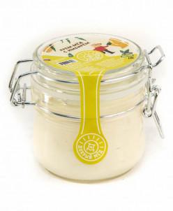 Крем-мед в стекле  с бугельным замком  объемом 250 мл