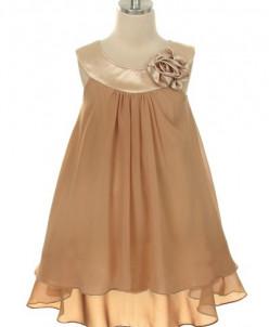 Воздушные летние платья для девочек. 6