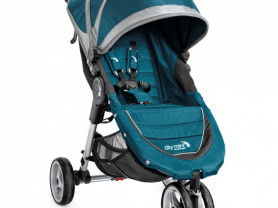 Новая baby jogger city mini 3