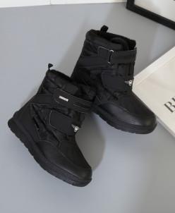 Дутики King Boots KB508SW Schwarz Черный