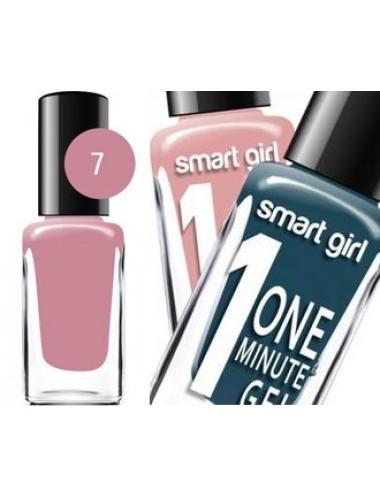 "БД Лак для ногтей ""Smart Girl"" One minute №007, 14588"""