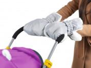 Новые рукавички на детские санки или коляску Ника