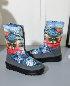 Дутики King Boots KB518WB Waschbär Енот