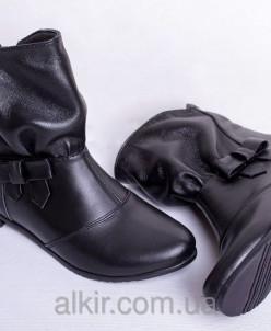 Ботинки из натуральной кожи №188