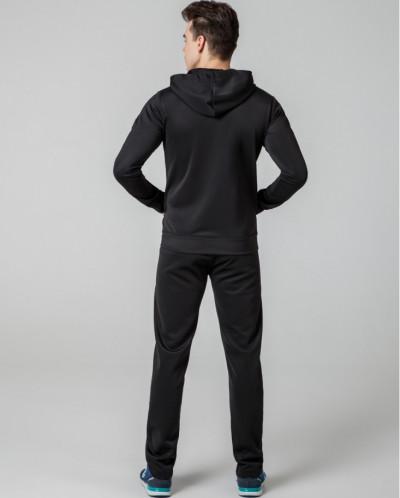 Костюм спортивный Kiro Tokao удобный черно-белый модель 579