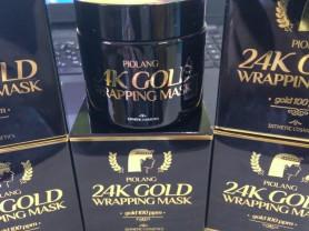 Золотая маска для лица Esthetic House Piolang 24K
