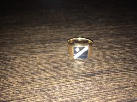 перстень золотой 19 р