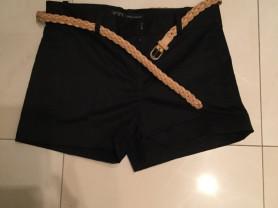 Zara шорты новые xs