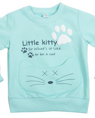 "Джемпер ""Little Kitty"" (98-116cм)"