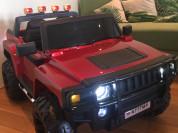 Детский электромобиль НОВЫЙ, большой, двухместный