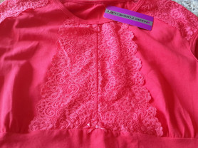 Ночная сорочка кораллового цвета Mark Formelle М