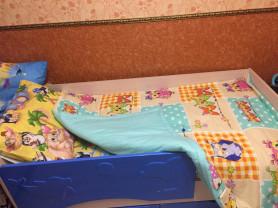 детское пастельное бельё
