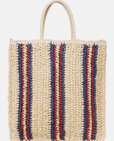 Плетенная сумка-шопер MR 2222 2371 0220 Wine от MR520
